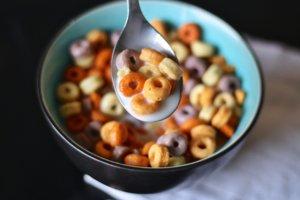 Plato de cereal. Foto: pexels.com