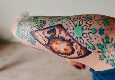 ¿Te harías un tatuaje con bacterias que monitoreen tu salud?