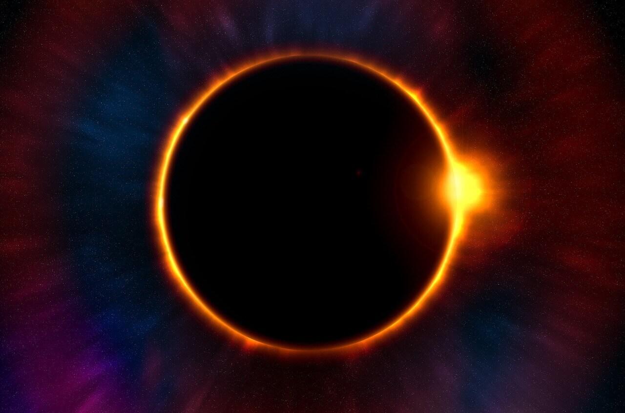 La NASA envió bacterias a la estratósfera durante el eclipse