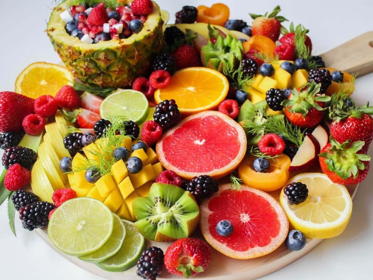 Top 10: Frutas con grandes cualidades nutricionales